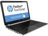 HP Pavilion Touchsmart 15-N230CA Intel Core I3-4005U 4GB 500GB 15.6in HD Touch Win8.1 Notebook Fr (HP Consumer: F5W37UA#ABL)