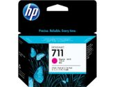 HP 711 3PK 29ML Magenta Ink Cartridge (HP Printers and Supplies: CZ135A)