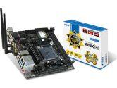 MSI A88XI AC mITX FM2+ A88X 1PCI-E16 SATA3 HDMI VGA DVI USB3.0 Motherboard (MSI: A88XI AC)