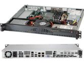 Supermicro 5018A-MLTN4 1U Atom C2550 DDR3 2SATA3 4SATA PCIe IPMI 4GBLAN 200W (SuperMicro: SYS-5018A-MLTN4)