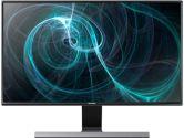 Samsung S27D390HS 27in Widescreen PLS LED Monitor 1920x1080 FHD 5ms 1000:1 HDMI VGA (Samsung: LS27D390HS/ZC)