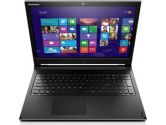 Lenovo Flex 15D AMD E1-2100 15.6in Touch Screen Notebook 4GB DDR3 SDRAM 500GBHDD+8GB Hssd Win8.1 (Lenovo Consumer: 59395751)