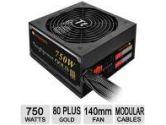 Thermaltake TOUGHPOWER�TPD-0750M SLI/CF Ready 80 Plus Gold Semi Modular Active PFC Power Supply (Thermaltake: PS-TPD-0750MPCGUS-1)
