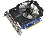 Gigabyte GeForce GTX 750 OC 1137MHZ 2GB 5.0GHZ GDDR5 2xDVI HDMI DisplayPort PCI-E Video Card (Gigabyte: GV-N750OC-2GI)