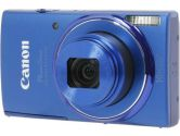 Canon PowerShot ELPH 150 IS 9365B001 Blue 20.0 MP 24mm Wide Angle Digital Camera (Canon USA: 9365B001)