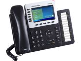 GRANDSTREAM NETWORKS GXP2160  6-Line HD IP Phone w/ PoE with color LCD� (Grandstream Networks Inc: GXP2160)