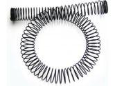 Koolance Tubing Spring Wrap Steel Black for OD 19MM (Koolance: SPR-19BK)