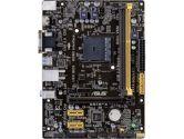 ASUS AM1M-A mATX AM1 DDR3 AMD 1PCI-E16 2PCI-E1 1PCI SATA3 RGB DVI HDMI Motherboard (ASUS: AM1M-A)
