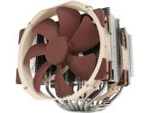 Noctua NH-D15 Dual Tower Heatpipe Cooler w/ 2x NF-A15 140mm Pwn Fans LGA115X/2011 AM2/3+ FM1/2+ (Noctua: NH-D15)