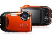 "Fujifilm FinePix XP70 - 16MP 5x 2.7"" Point and Shoot Digital Camera - Orange (FUJIFILM: 600013367)"