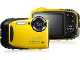 "Fujifilm FinePix XP70 - 16MP 5x 2.7"" Point and Shoot Digital Camera - Yellow (FUJIFILM: 600013368)"
