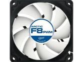 Arctic Cooling Arctic F8 PWM REV.2 80mm Fan 4Pin 850-2000RPM (Arctic Cooling: AFACO-080P2-GBA01)
