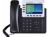 Grandstream GXP2140 4-LINE HD IP Phone w/ PoE Xml Color LCD (Grandstream Networks Inc: GXP2140)