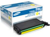 Samsung Yellow Toner Cartridge 4000 Page Yield for CLP-620ND/670ND (Samsung Printer Supplies: CLT-Y508L/SEE)
