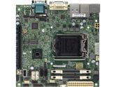Supermicro X10SLV-Q Intel LGA1150 Q87 SODIMM 4SATA 2PCIE GBLAN HDMI DisplayPort Motherboard (SuperMicro: MBD-X10SLV-Q-O)