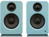 Kanto YU2 Powered Desktop Speakers - Gloss Teal (Kanto: YU2GT)