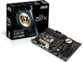 ASUS Z97-K/CSM ATX LGA1150 DDR3 2PCI-E16 2PCI-E1 3PCI CrossFireX SATA3 USB3.0 HDMI Motherboard (ASUS: Z97-K/CSM)