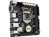 ASUS Z97I-PLUS ATX LGA1150 DDR3 3PCI-E16 2PCI-E1 2PCI SLI SATA3 USB3.0 DVI HDMI Motherboard (ASUS: Z97I-PLUS)