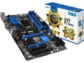 MSI Z97 PC Mate ATX LGA1150 Z97 DDR3 2PCI-E16 2PCI-E1 2PCI SATA3 HDMI USB3.0 Motherboard (MSI: Z97 PC MATE)