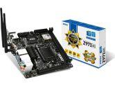 MSI Z97I AC mITX LGA1150 Z87 DDR3 1PCI-E16 1PCI-E SATA3 HDMI DVI USB3.0 Motherboard (MSI: Z97I AC)