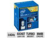 Intel Core i7 I7-4790 Haswell 3.6GHZ Processor LGA1150 8MB Cache Retail (Intel: BX80646I74790)