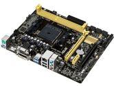 ASUS A58M-A/USB3 FM2+ mATX 2XDDR3 1XPCIE3.0X16 1XPCIE2.0X1 1XPCI Motherboard (ASUS: A58M-A/USB3)