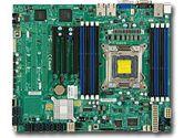 Supermicro X9SRI-F LGA2011 DDR3 PCI Express SATA 6GB/S ATX OEM Motherboard (SuperMicro: MBD-X9SRI-F-B)