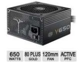 Cooler Master V650 – Compact 650W 80 PLUS Gold PSU with Modular Molex/SATA Cables (Haswell/Kaveri Ready) (Cooler Master: RS650-AMAAG1-S1)