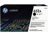 HP 652 BLACK TONER CARTRIDGE (HP Printer Supplies: CF320A)