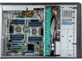 Intel P4308CP4MHGC Socket R Hot Swap Drives DDR3 4U Twr Server MM#918994 (Intel: P4308CP4MHGC)