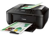 Canon Pixma MX532 Photo All-in-One Inkjet PRINTER-BLACK (Canon: 8750B003)