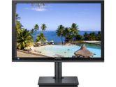 Samsung NS240 24IN LED Thin Client Monitor 1920X1200 1000:1 5ms DVI VGA 4XUSB RJ45 Pivot Swivel HAS (Samsung: LF24NSBTBN/ZA)