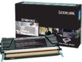 Lexmark X746  X748 Black High Yield Return Program Toner Cartridge (Lexmark Printer Supplies: X746H1KG)