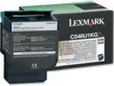 Lexmark C546  X546 Black Extra High Yield Return Program Toner Cartridge (Lexmark Printer Supplies: C546U1KG)