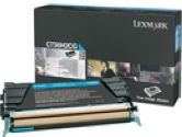 Lexmark Cyan C736 X736 X738 High Yield Toner Cartridge (Lexmark Printer Supplies: C736H2CG)