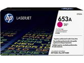 HP 653A Magenta Original LaserJet Toner Cartridge (HP Printer Supplies: CF323A)