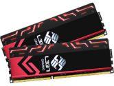 Avexir BLITZ1.1 Leet Red Series 8GB 2X4GB DDR3-1600 9-9-9-24 1.5V Red LED Dual Channel Memory (Avexir: AVD3U16000904G-2BZ1ELR)