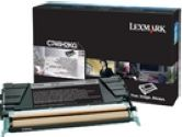 Lexmark BLACK High Yield Toner Cartridge 12K C746 C748 (Lexmark Printer Supplies: C746H2KG)