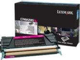 Lexmark Magenta TONER CART C746 C748 (Lexmark Printer Supplies: C746A2MG)