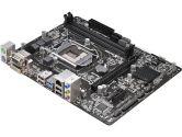 ASRock H81M-DGS LGA1150 mATX Dual Channel 1XPCIE2.0X16 1XPCIE2.0X1 DVI Dual VGA USB3.0 Motherboard (ASRock: H81M-DGS R2.0/M/ASRK)