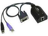ATEN KA7166 - keyboard / video / mouse  cable (Aten Technology: KA7166)