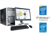 NCIX PC Entra PRO13B System Intel Core i3 4150 4GB 500GB Windows 7 Pro 64Bit PRE-INSTALLED (NCIXPC Entra series: Entre-PRO13B)