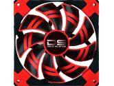 AeroCool DS Extreme Cooling 120mm 1500RPM 81.5CMF 23.1DBA Case Fan - Red (AeroCool: EN26369)