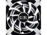 AeroCool DS Extreme Cooling 140mm 1500RPM 81.5CMF 23.1DBA Case Fan - White (AeroCool: EN26420)
