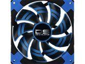 AeroCool DS Extreme Cooling 140mm 1500RPM 81.5CMF 23.1DBA Case Fan - Blue (AeroCool: EN26413)