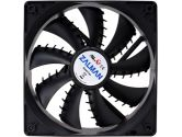 Zalman F3 Sharkfin Blade 120mm Case Fan (ZALMAN TECH: F3 (SF))