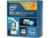 Intel Core� i3-4160 Processor 3M Cache 3.60 GHz (Intel: BX80646I34160)