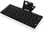 IOGEAR Keyboard GKB631B MULTI-LINK Bluetooth 3.0 Keyboard With STOW-AWAY Stand for PHONE/TABLETS (IOGEAR: GKB631B)