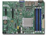 Supermicro Motherboard MBD-A1SAM-2550F-O Atom C2550 64GB DDR3 PCI-EXPRESS SATA USB2.0 Microatx Retai (SuperMicro: MBD-A1SAM-2550F-O)