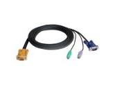 ATEN 2L-5202P KVM PS2/VGA 3-IN-1 SPHD (ATEN Technology: 2L-5202P)